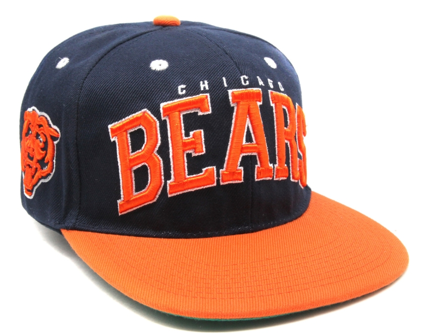 Chicago Bears NFL Snapback Hat